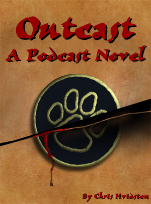 The Cover of 'Outcast'